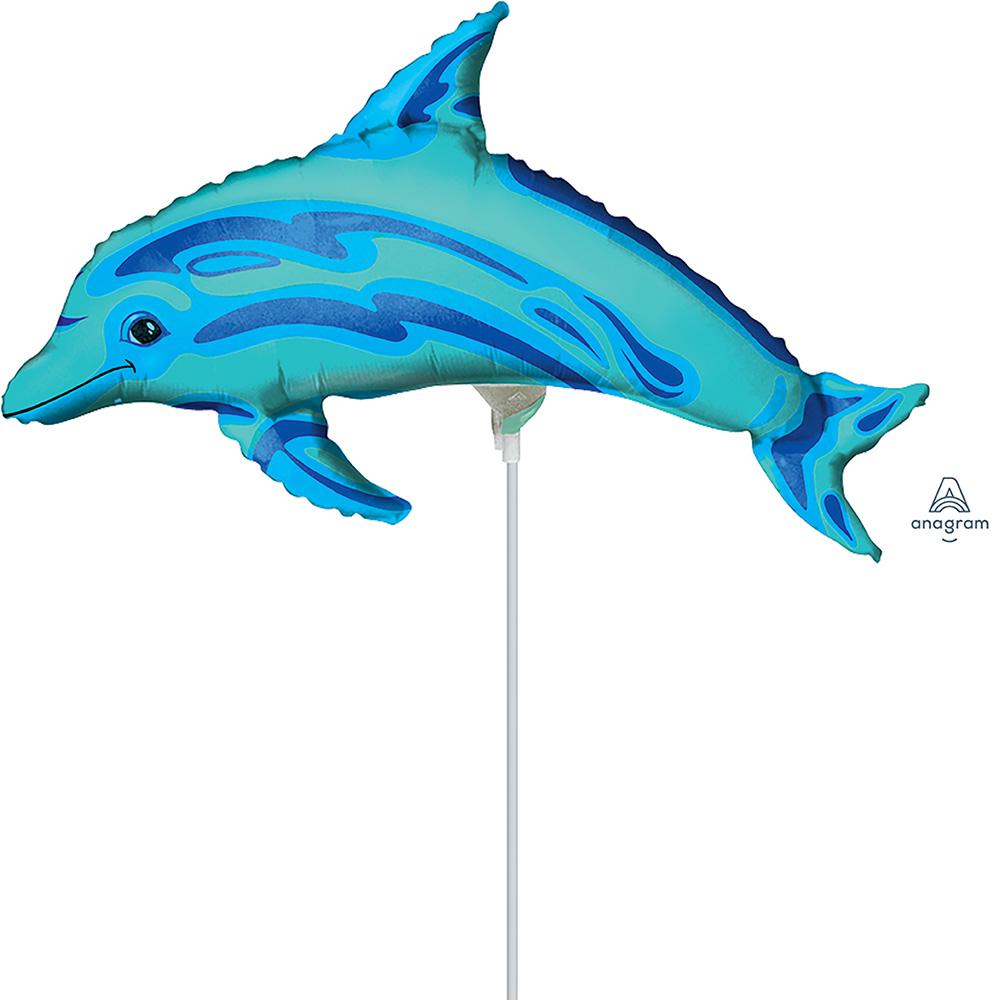 Mini Shape Ocean Blue Dolphin