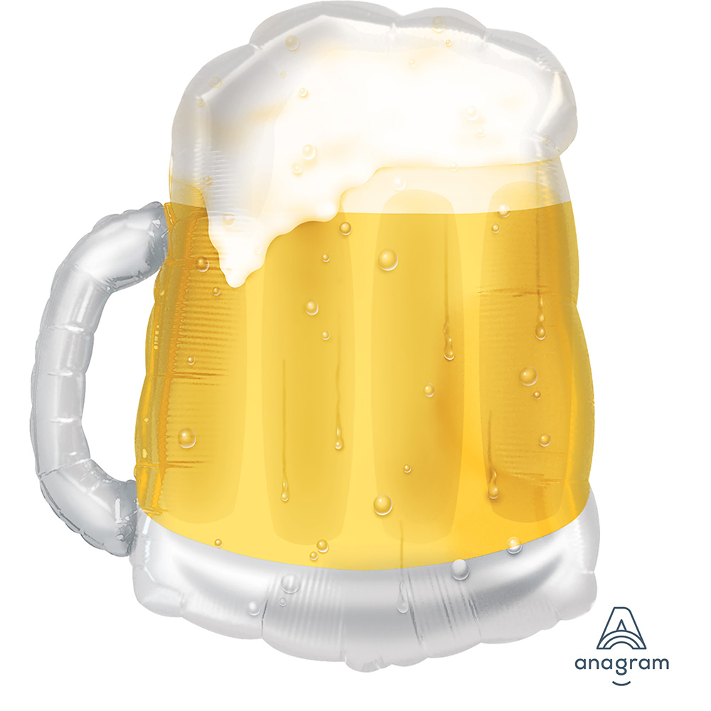 Beer Mug Super Shape