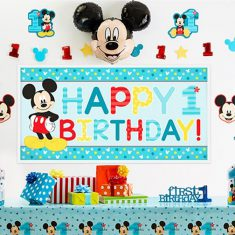 Disney Mickey's 1st Birthday