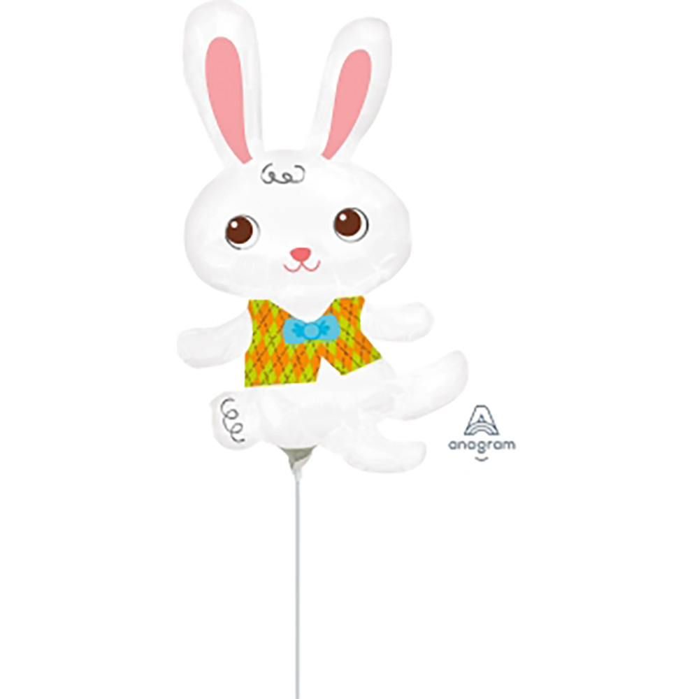 Mini Shape Easter Bunny with Vest