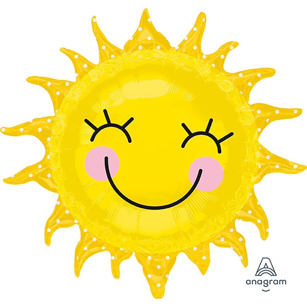 Sunshine Sun Super Shape