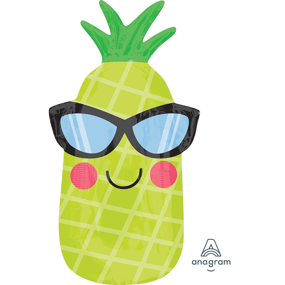Fun in the Sun Pineapple Junior Shape
