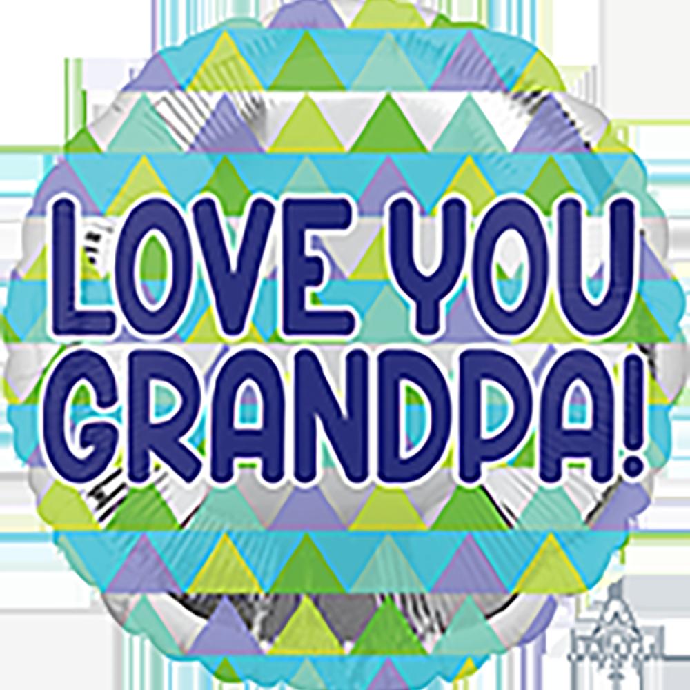 Grandpa Triangle Pattern