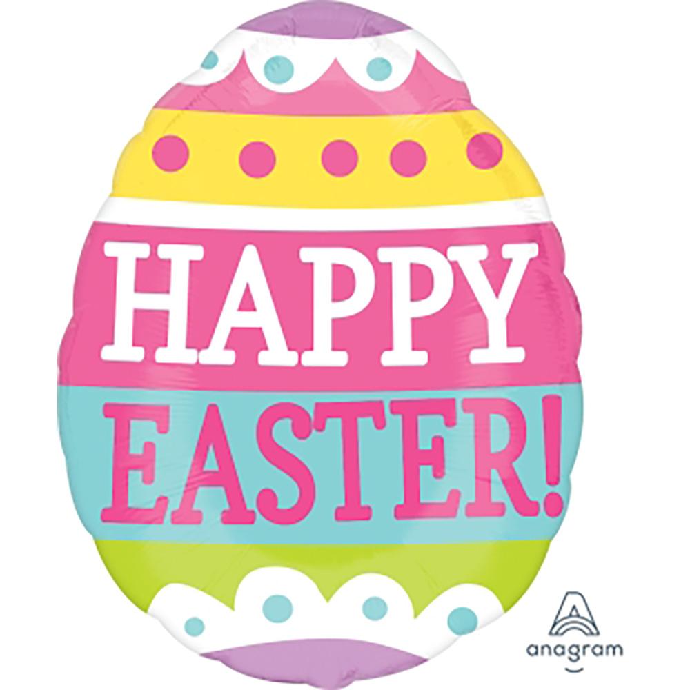 Sparingly Easter Egg Super Shape