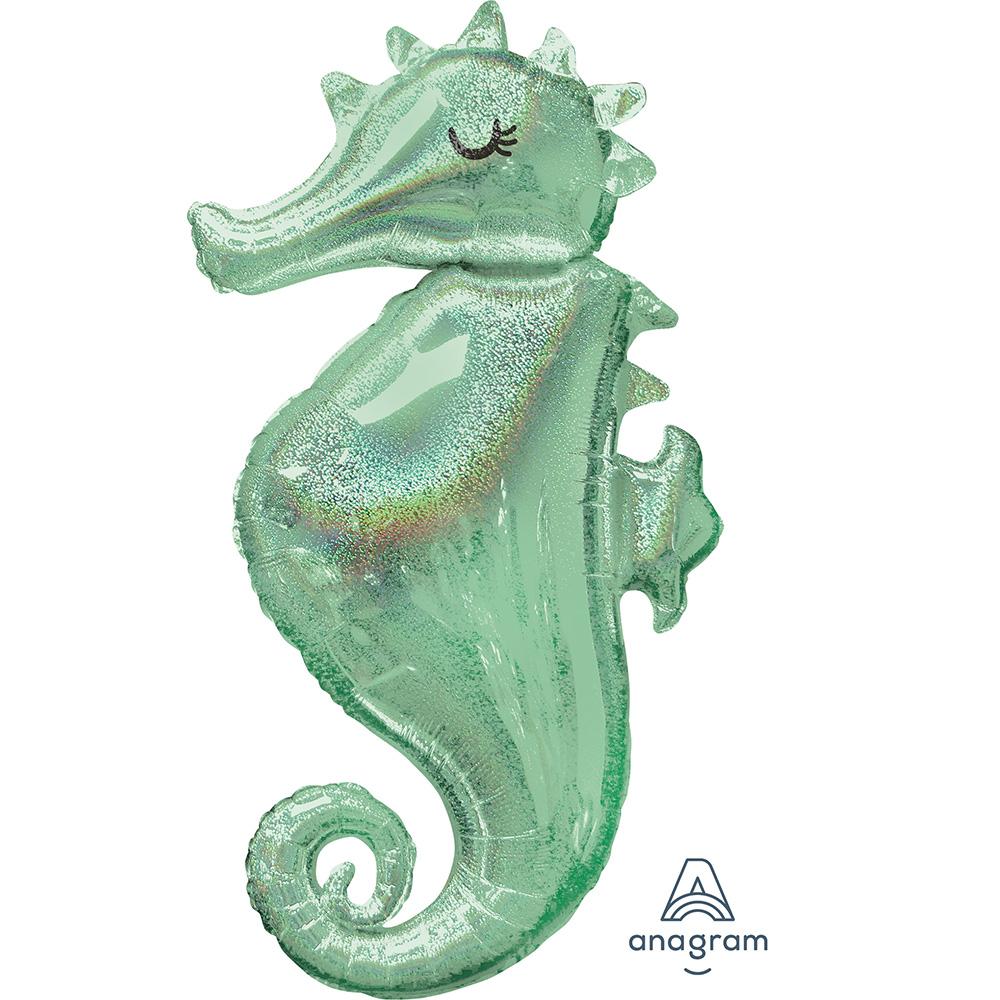 Mermaid Wishes Seahorse