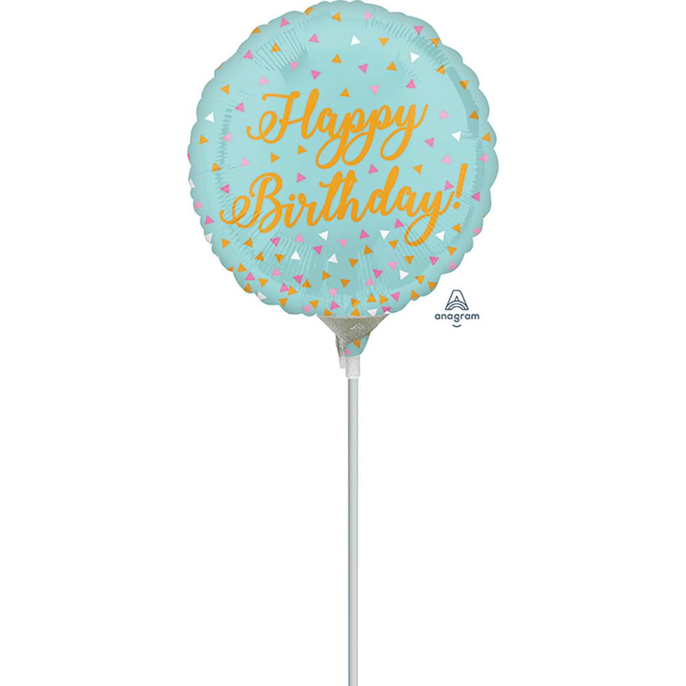 9″ Woo Hoo Birthday