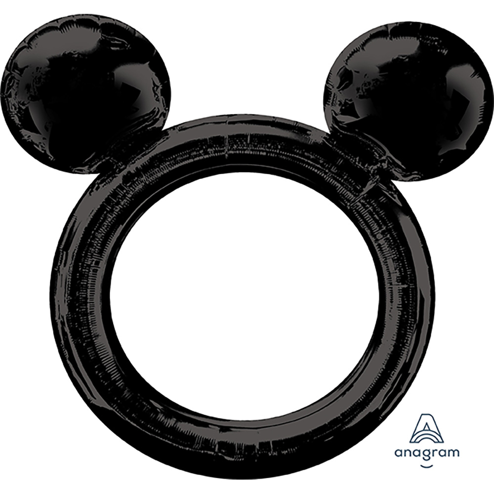 CI: Mickey Mouse Frame