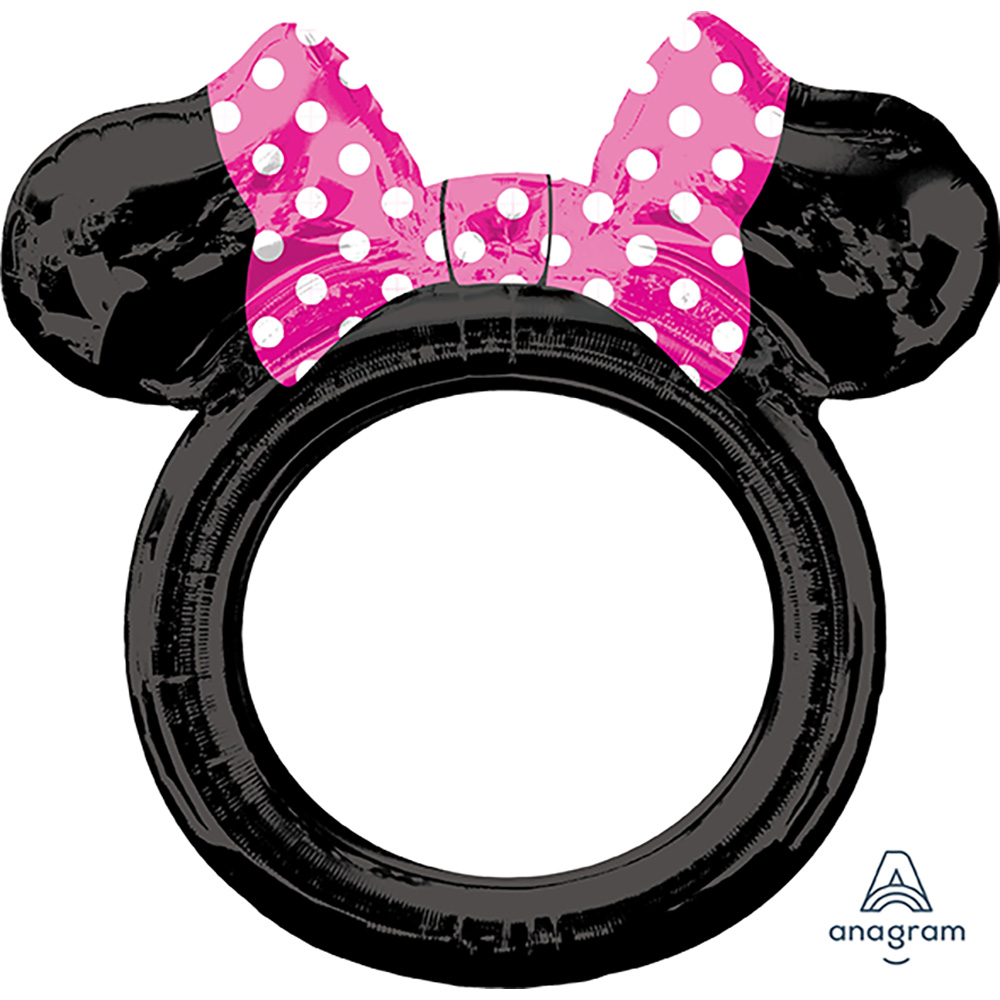CI: Minnie Mouse Frame