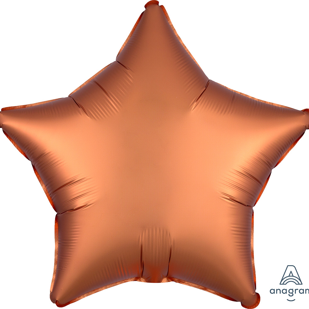 Satin Luxe Amber Star