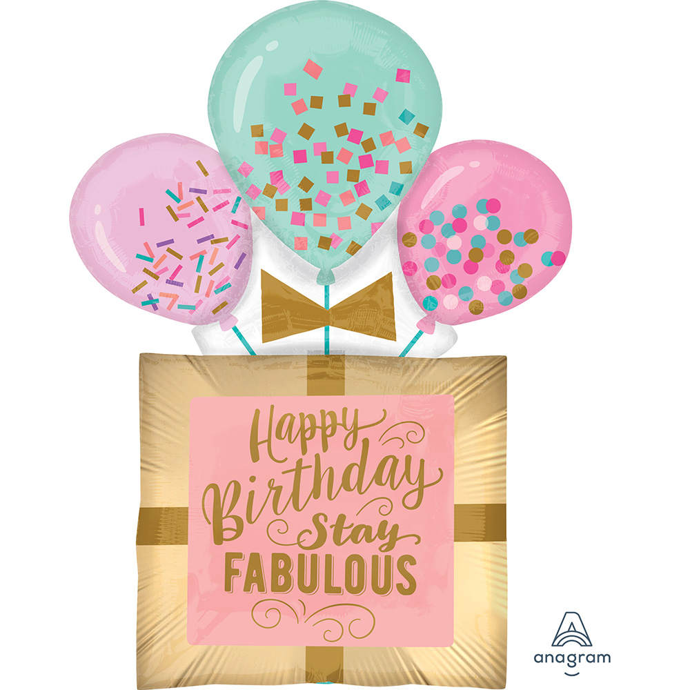 Satin Luxe Fabulous Birthday Gifts SS