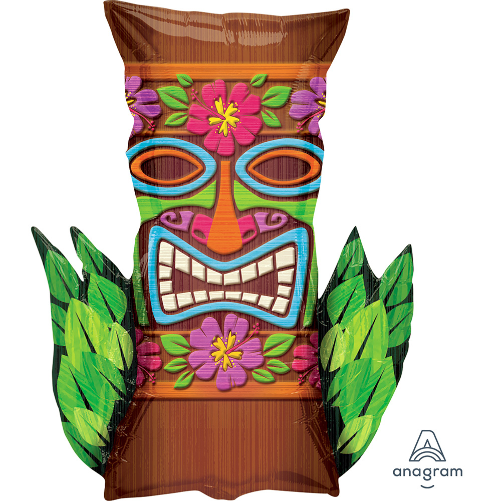 Tiki Time Super Shape