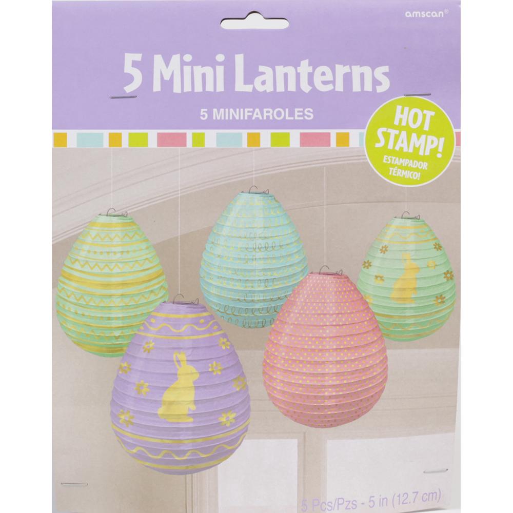 Mini Easter Egg Lanterns