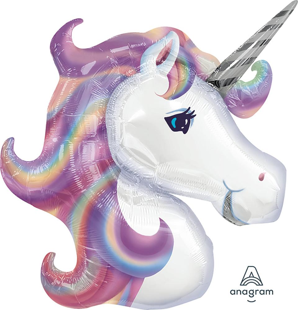 Pastel Unicorn Super Shape