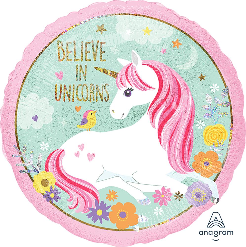 Magical Unicorn Standard Holographic