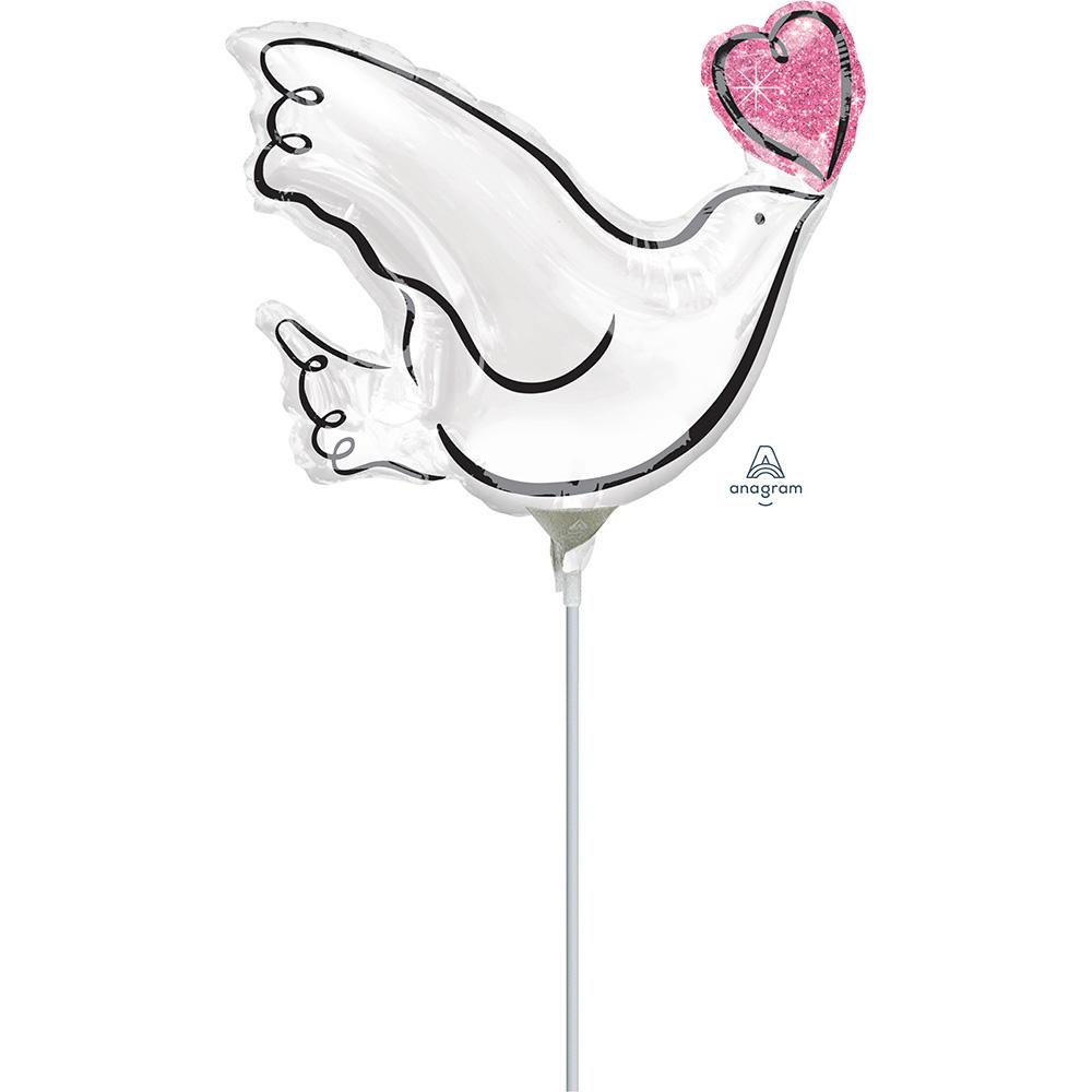 Mini Shape Wedding Dove