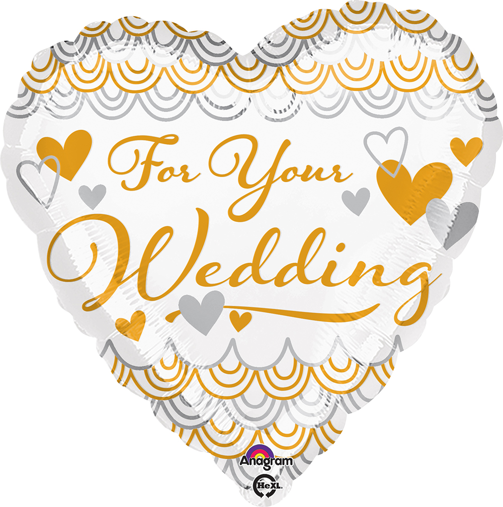 For Your Wedding Heart