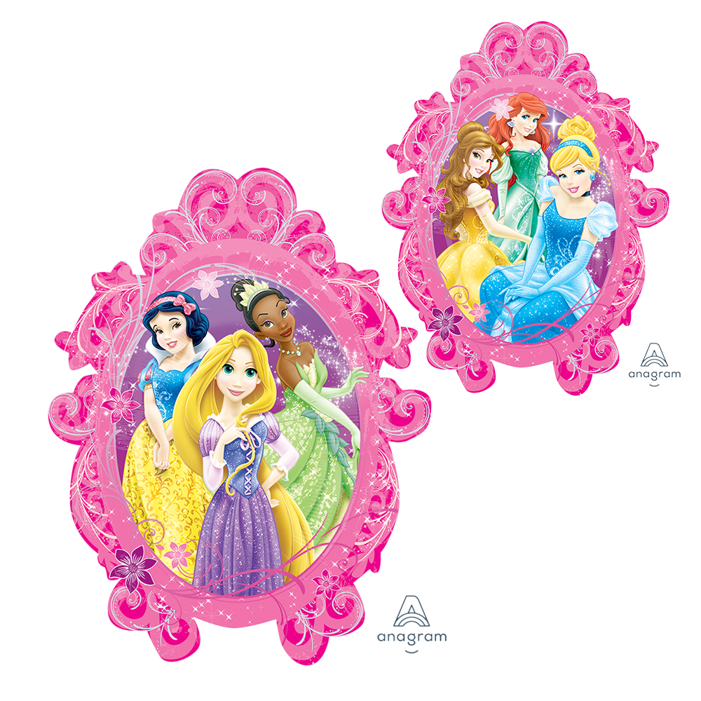 Princess Frame Super Shape