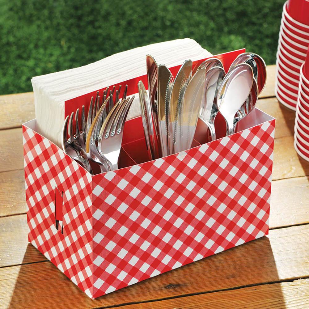 340064 ユテンシル キャディ『ピクニックパーティー』