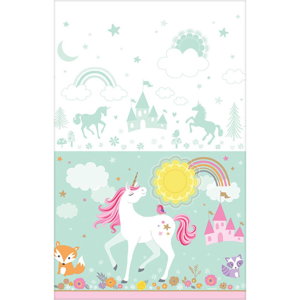 Table Cover Magical Unicorn