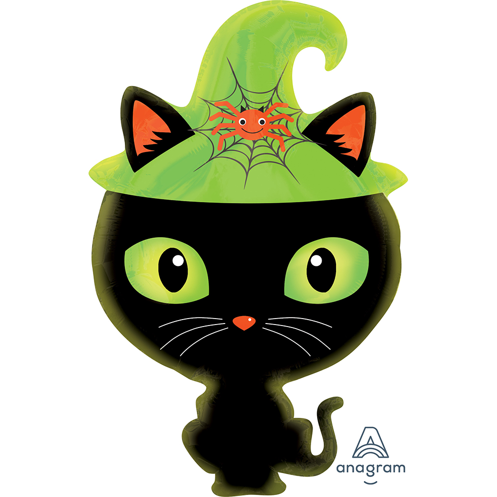 Black Kitty Junior Shape