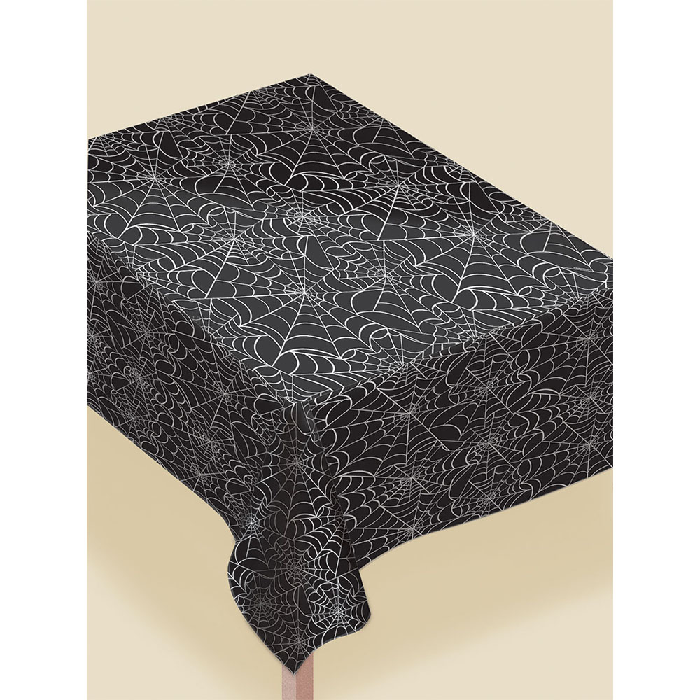 Table Cover Spider Web