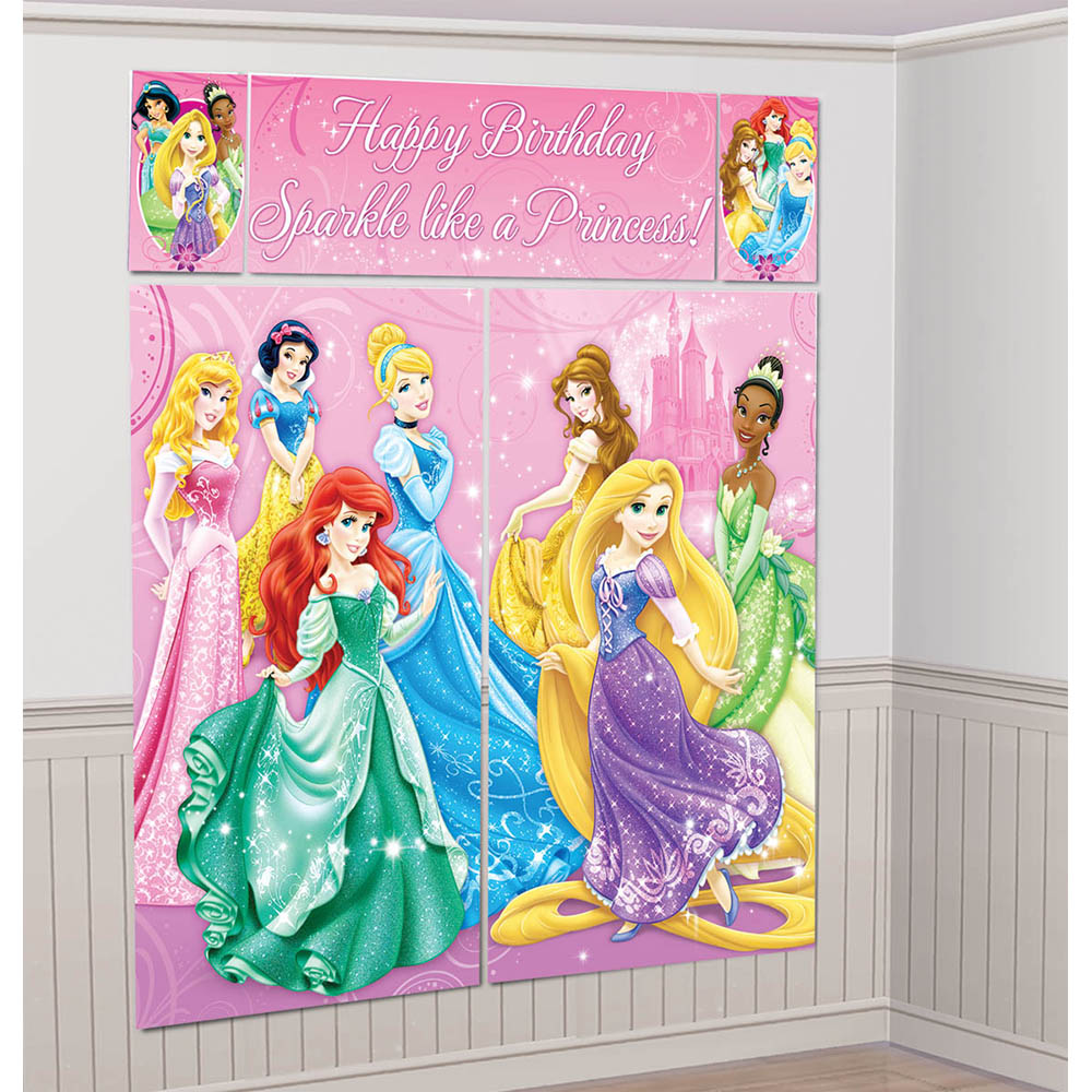Scene Setters® Disney Princess