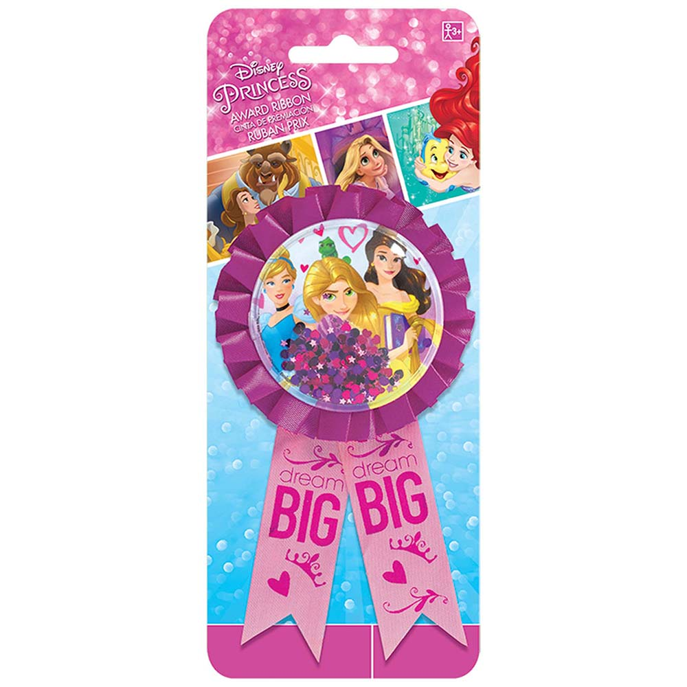 Award Ribbon Princess Dream Big