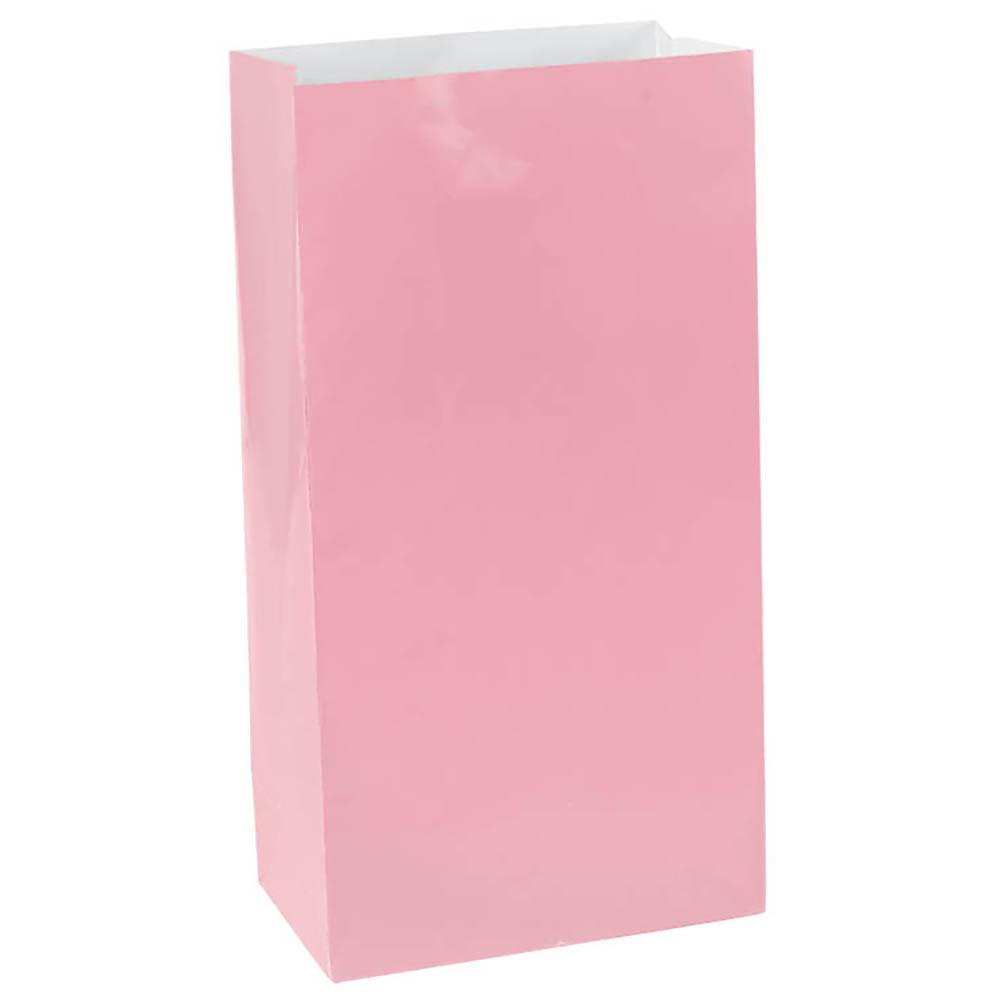 Mini Paper Bags NEW PINK