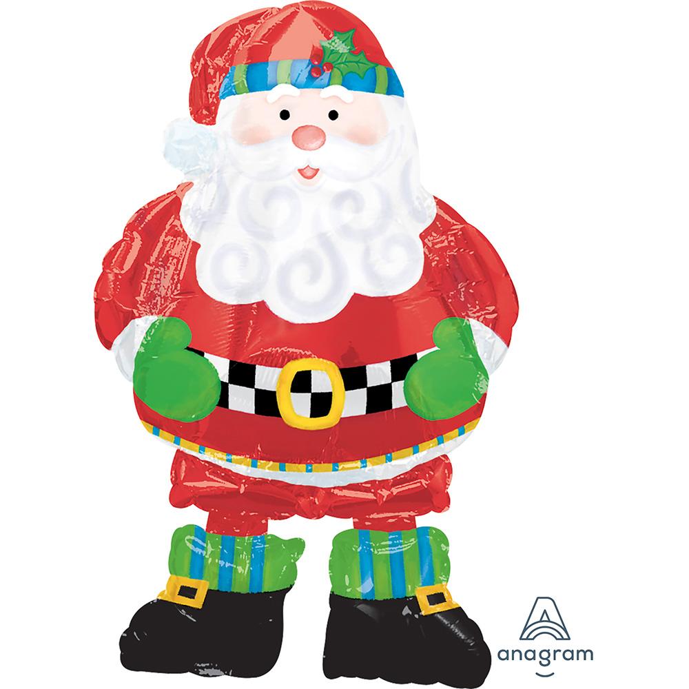 AirWalker Whimsical Santa