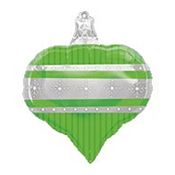 Green Ornament Junior Shape
