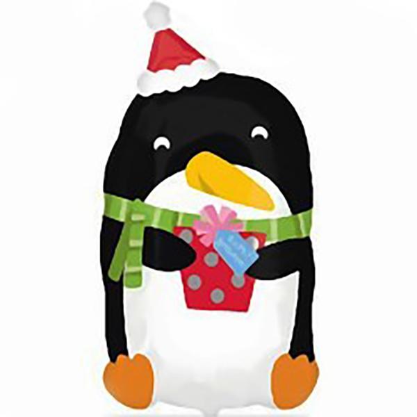 Holiday Penguin Junior Shape