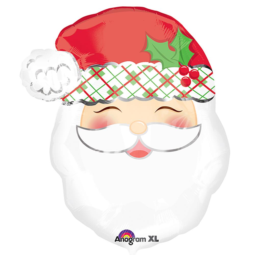 Christmas Santa Super Shape