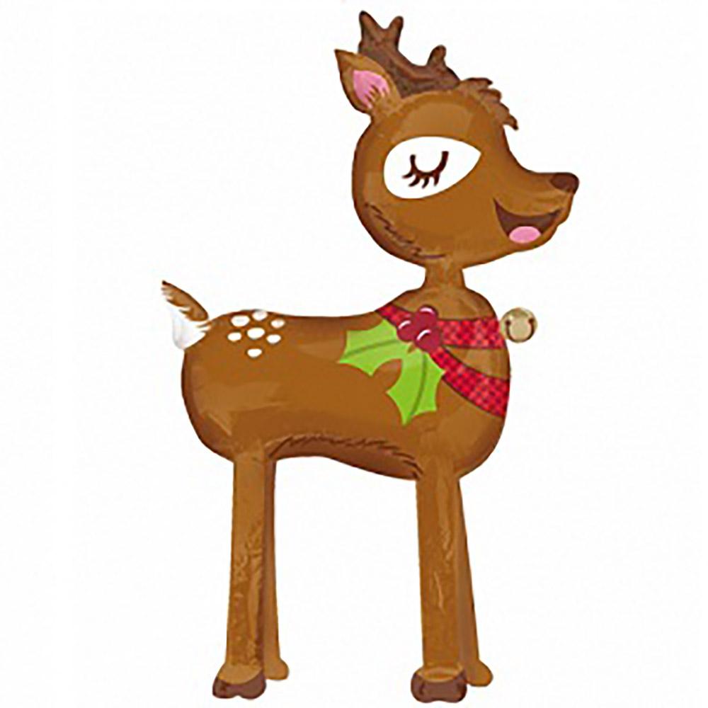 AirWalker Santa's Reindeer