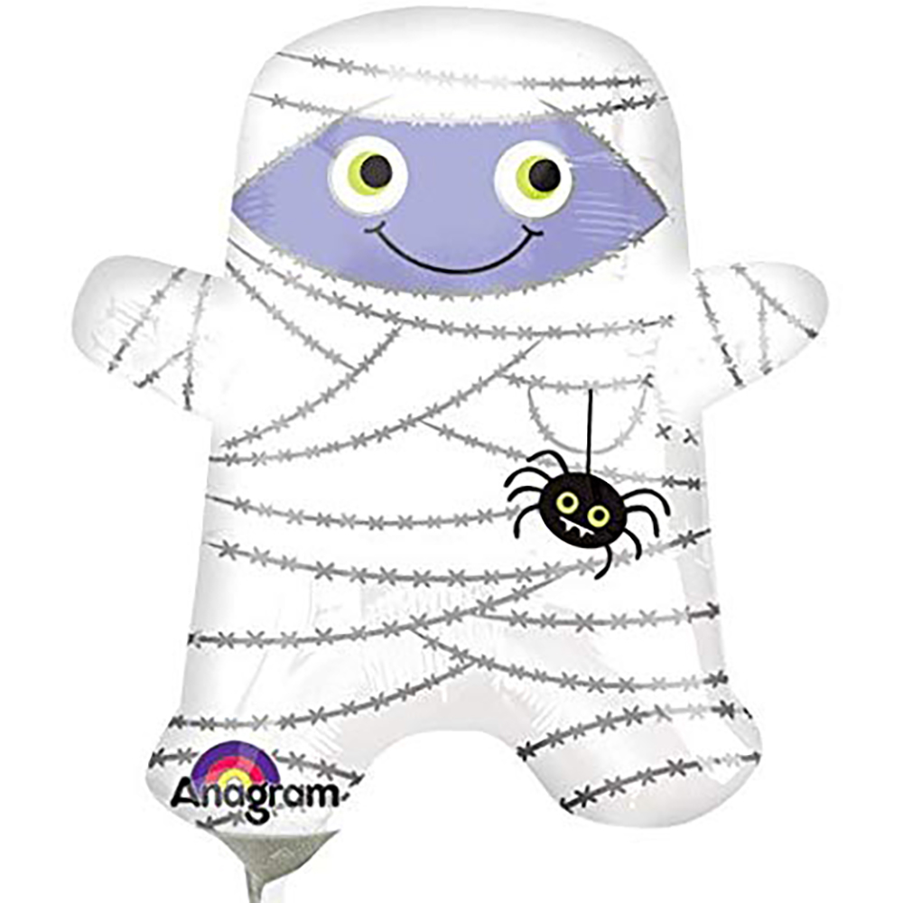 Mini Shape Smiley Mummy