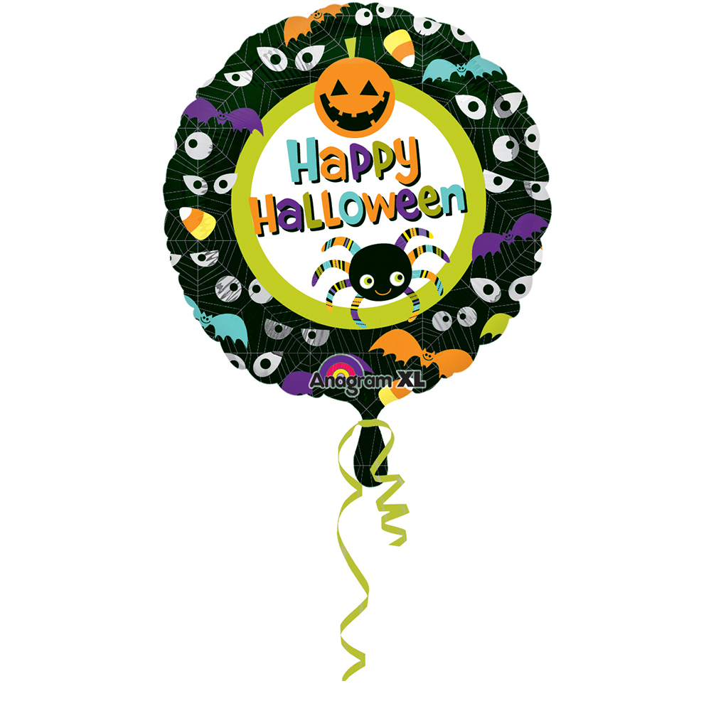 Happy Halloween Eyes