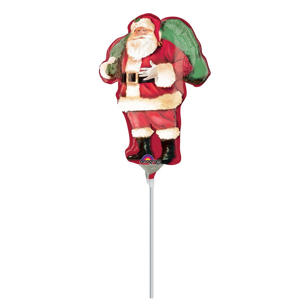 Mini Shape Magic of Christmas Santa