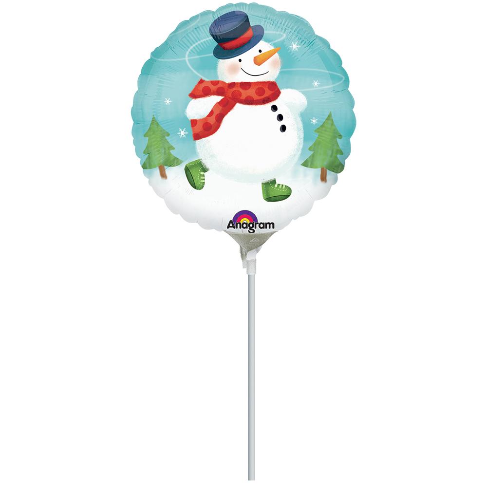 9″ Whimsical Snowman