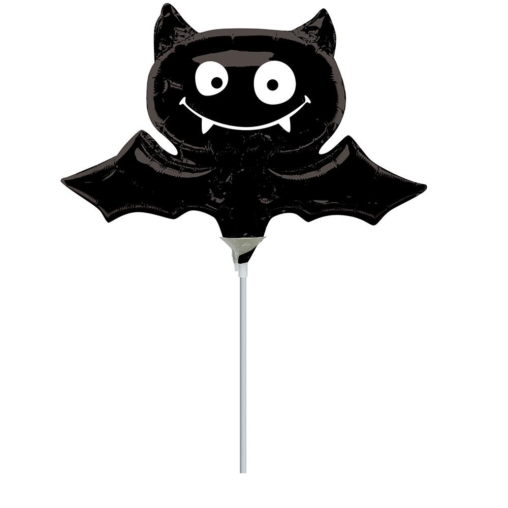 Mini Shape Black Bat