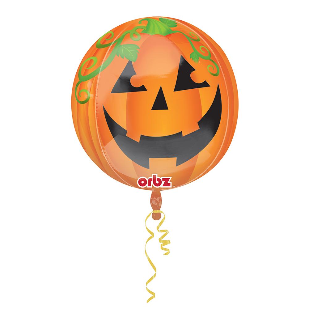 Orbz™ Pumpkin