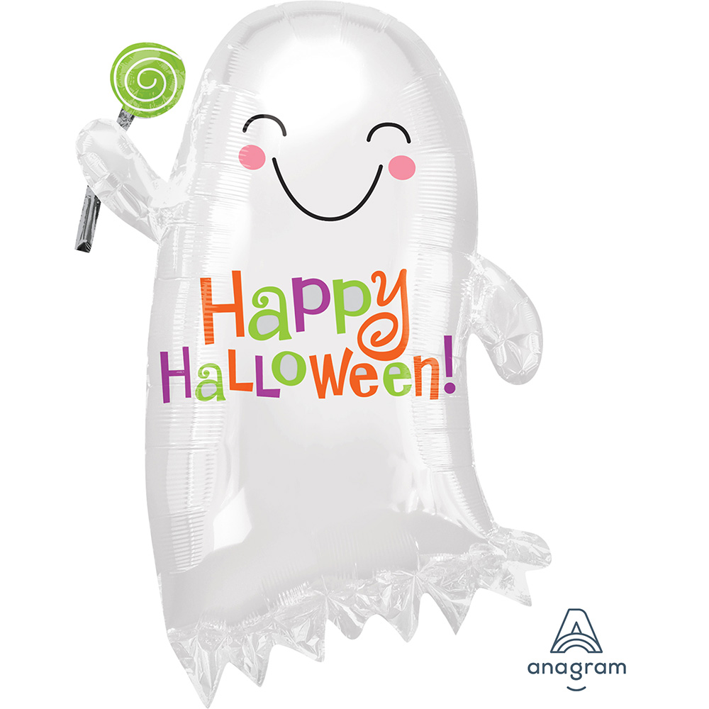 Ghost with Candy Junior Shape