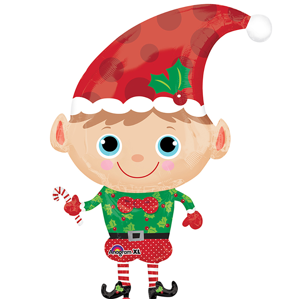 Christmas Elf Super Shape
