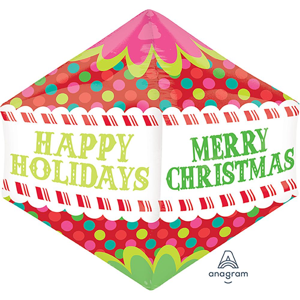 Anglez™ Christmas Colorful Dots