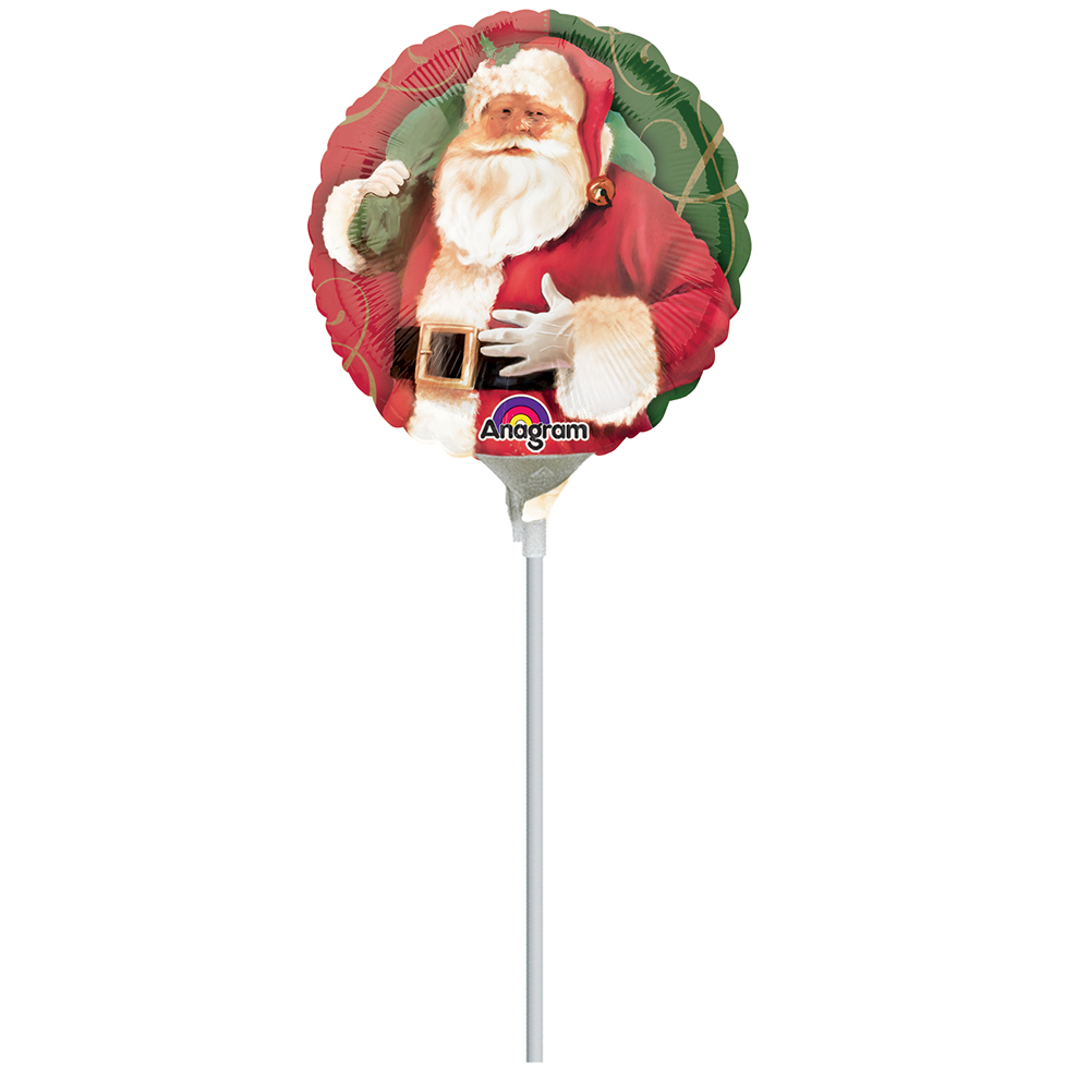 4″ Santa Claus