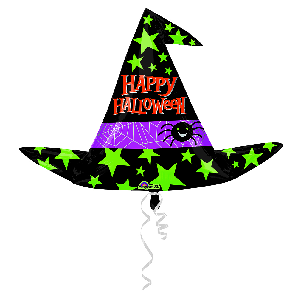 Halloween Witch Hat Super Shape