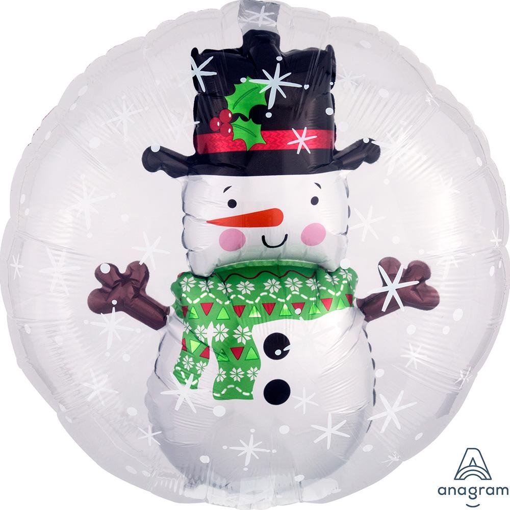 Insiders™ Snowman