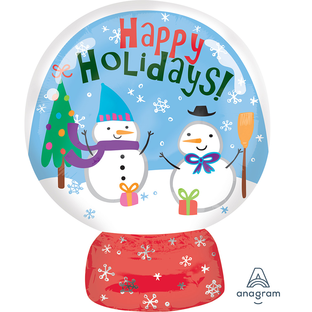 Snow Globe Junior Shape
