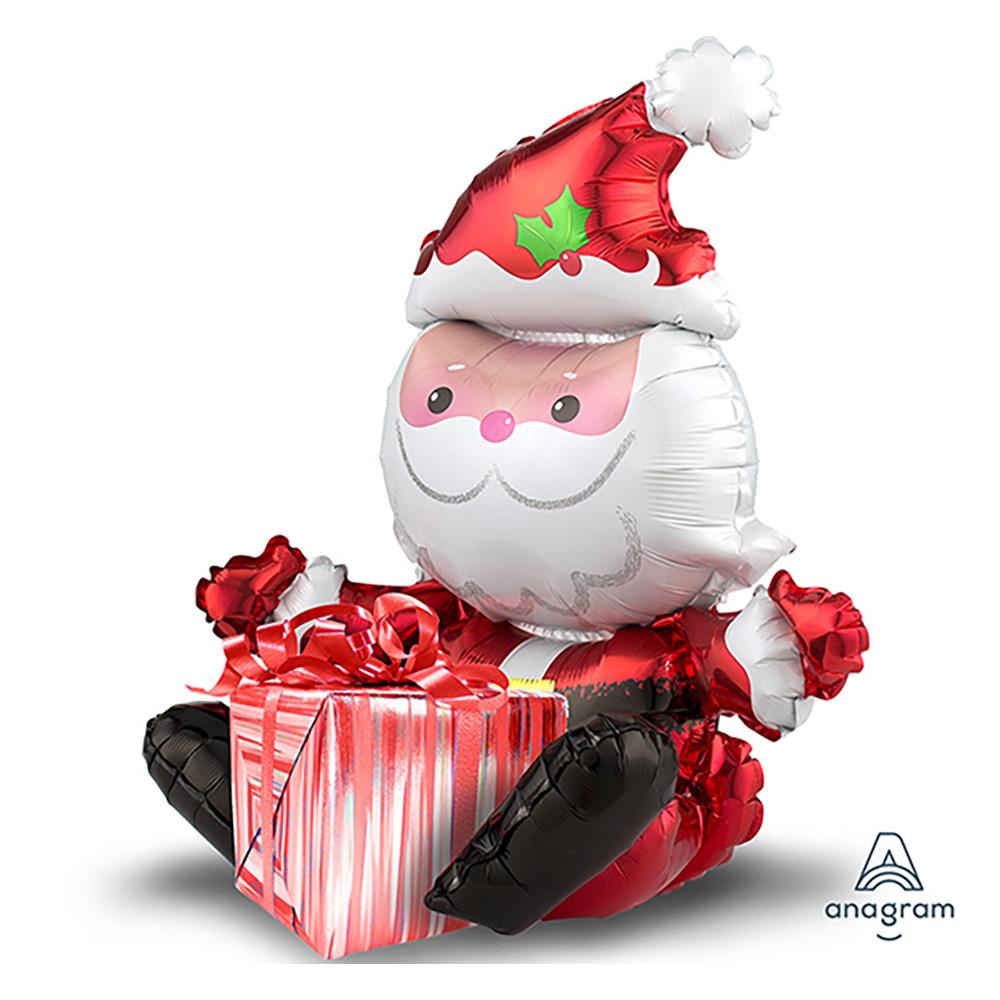 CI:Multi Sitting Santa