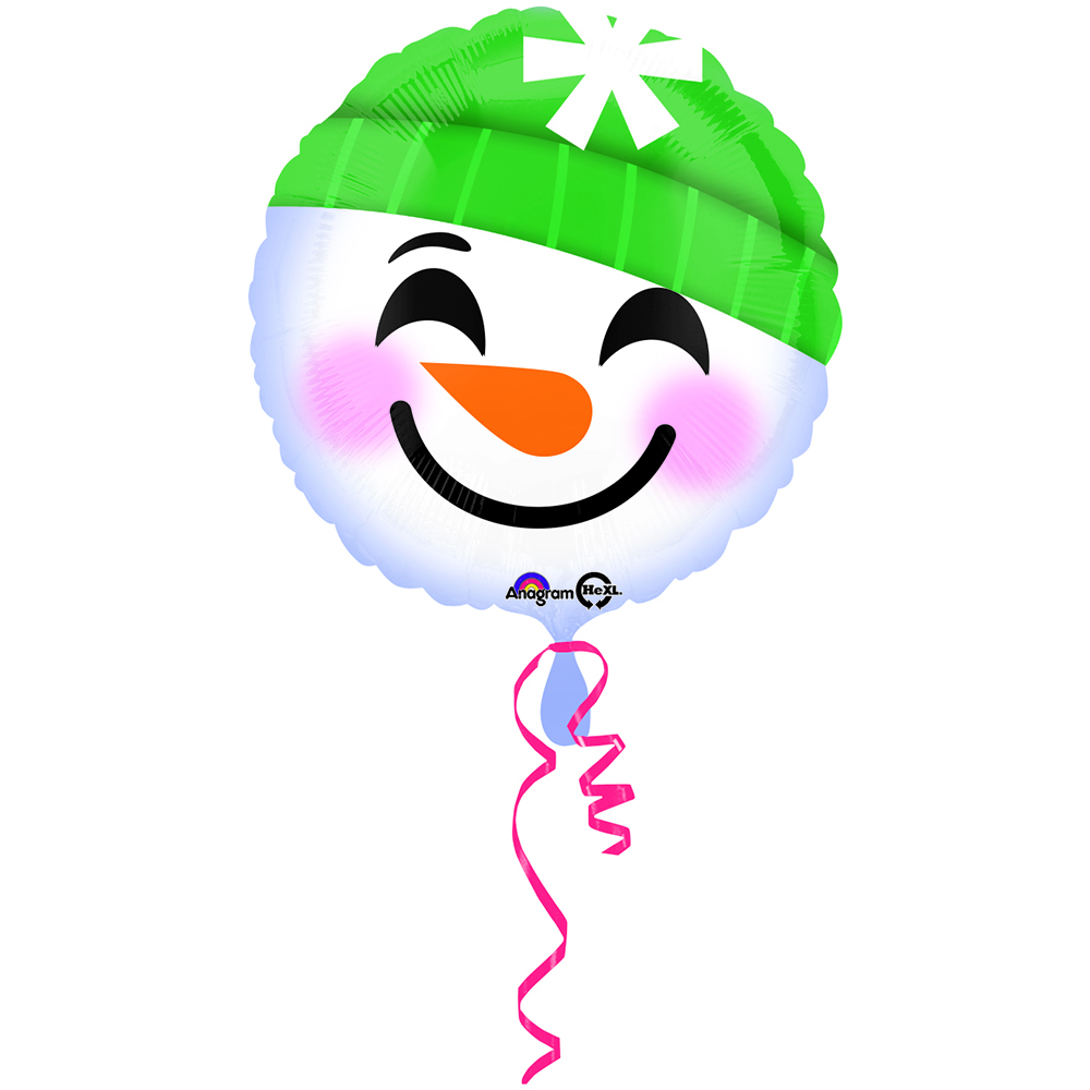 Snowman Emoticon