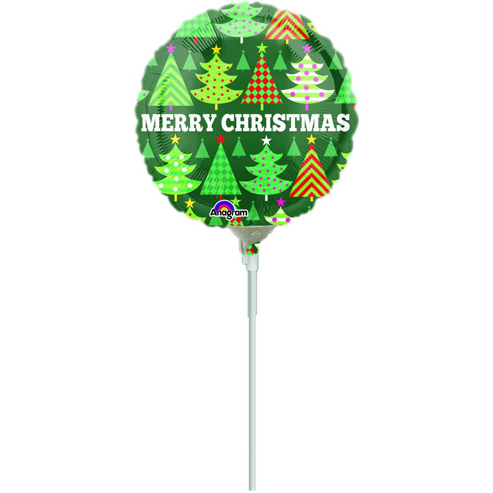 4″, 9″ Decorative Christmas Trees