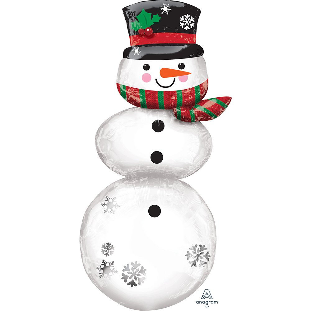 Giant Multi Snowman Stacker